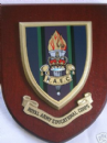 RAEC Royal Army Educational Corps Military Wall Plaque Shield